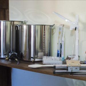 cerveza artesanal kit