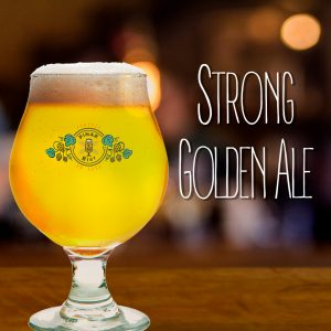 Insumos Golden Strong Ale